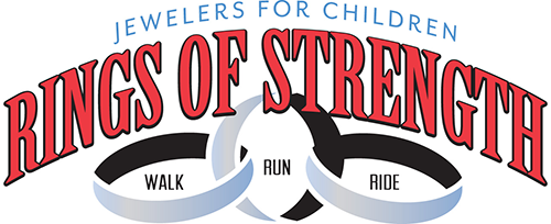 Jewelers for Children Rings of Strength logo